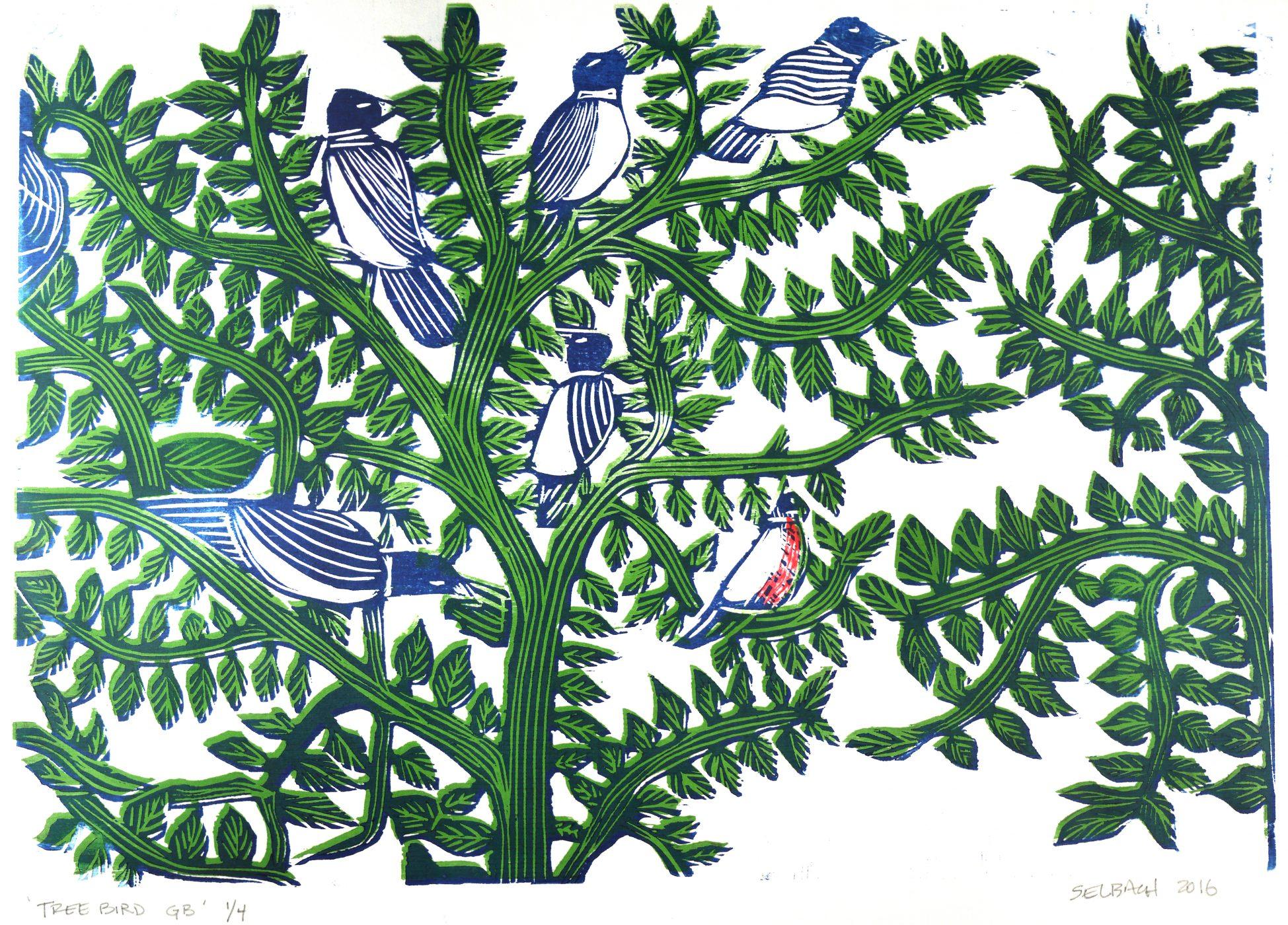 Treebirds – Mike Selbach